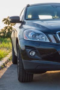 Volvo Side View