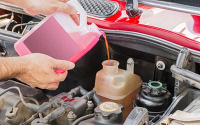 Car Transmission Fluid Change